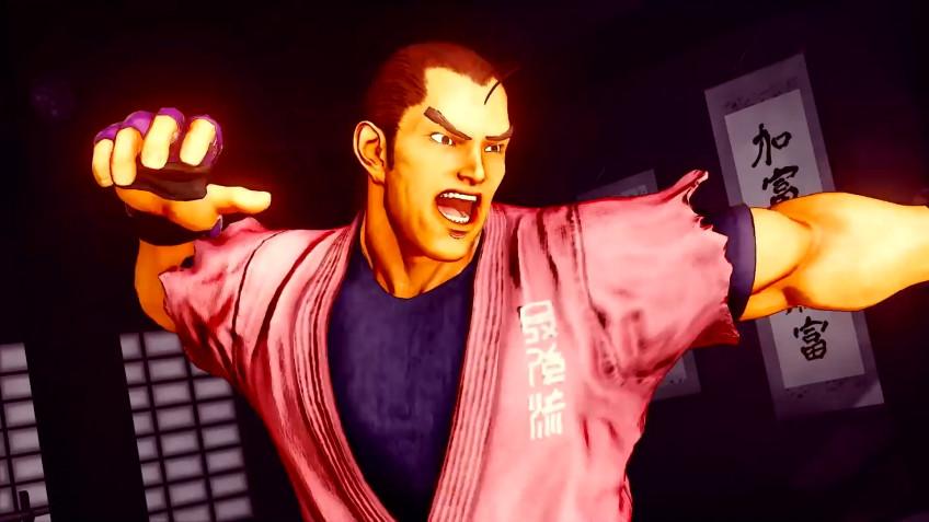 Новый дополнительный боец Street Fighter V, Дэн, выйдет в феврале