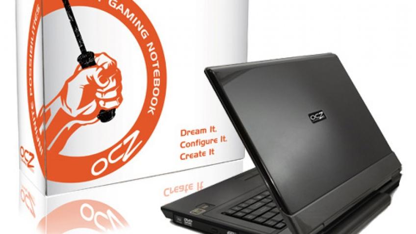 Ноутбук «собери сам» от OCZ