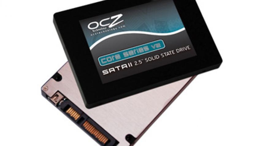 OCZ обновила линейку Core SSD
