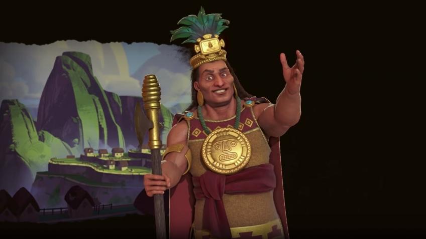 Одной из новых держав Sid Meier's Civilization VI станут инки