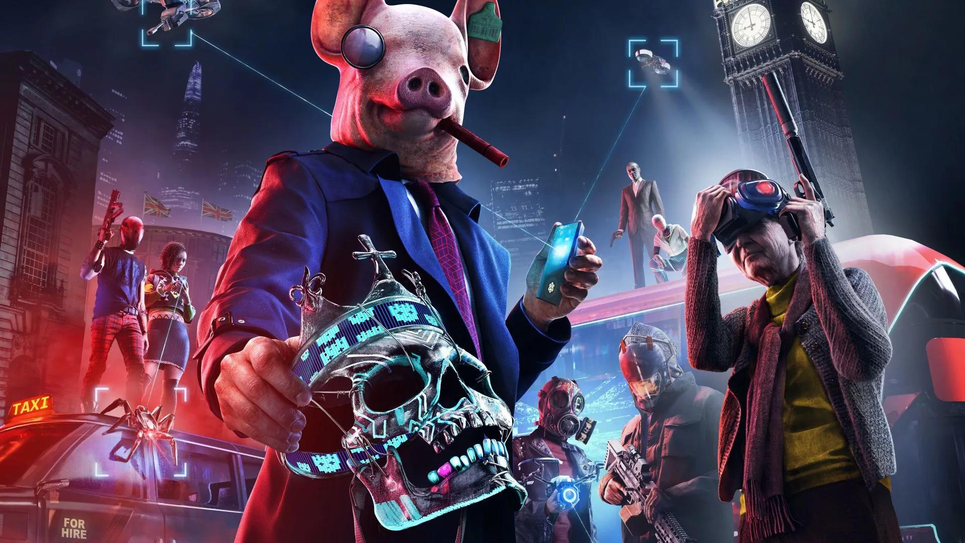 Мультиплеер Watch Dogs: Legion на PC вновь перенесли — на неопределённый срок