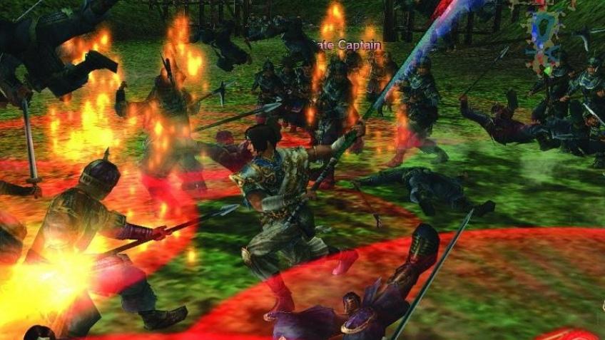 Dynasty Warriors 4 на PC