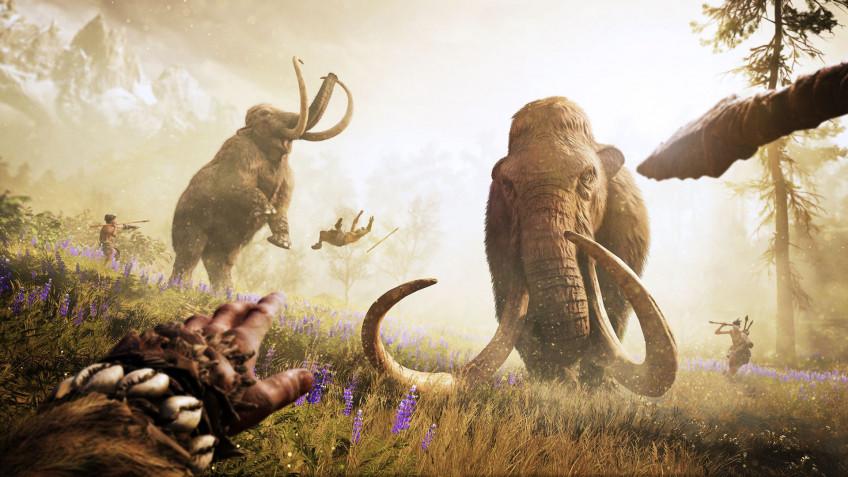 Продажи Far Cry Primal превысили4 миллиона копий