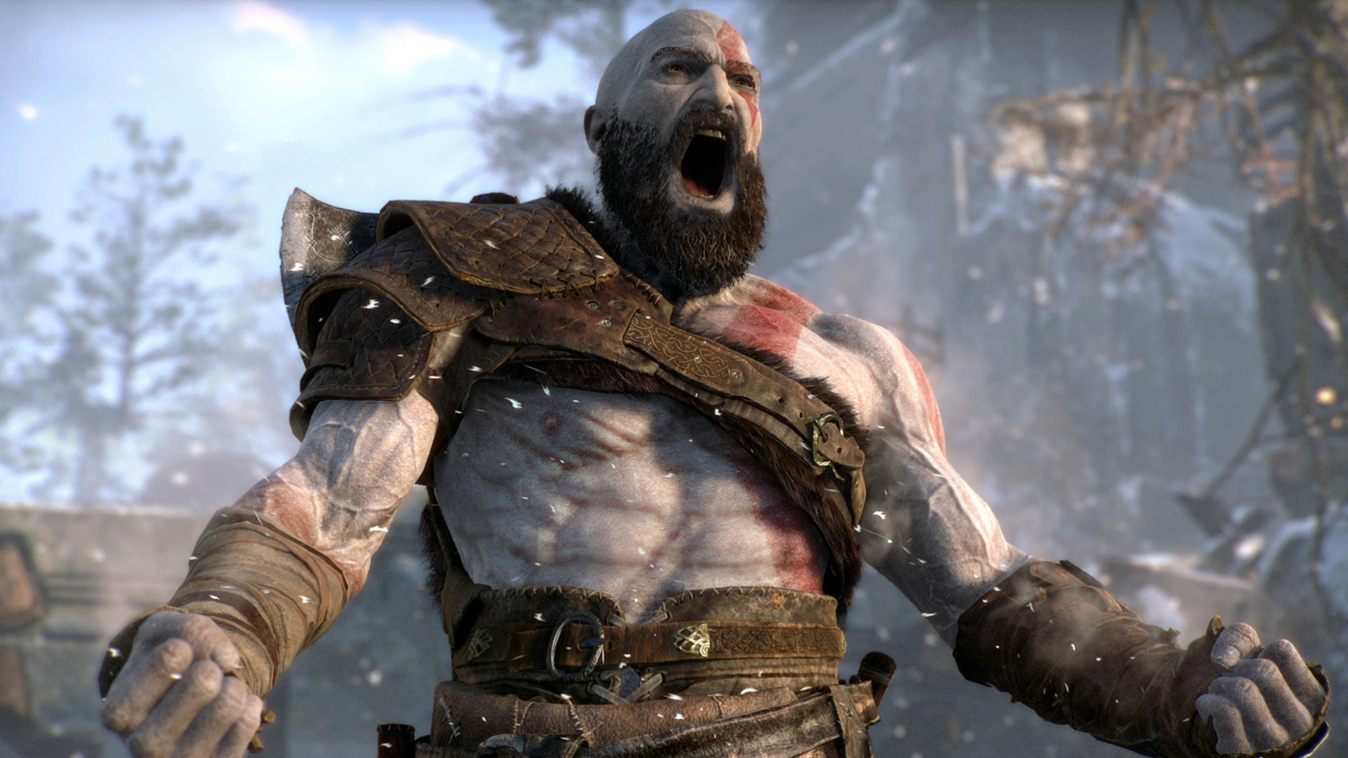 Анонсирована God of War2 — выход в 2021 году