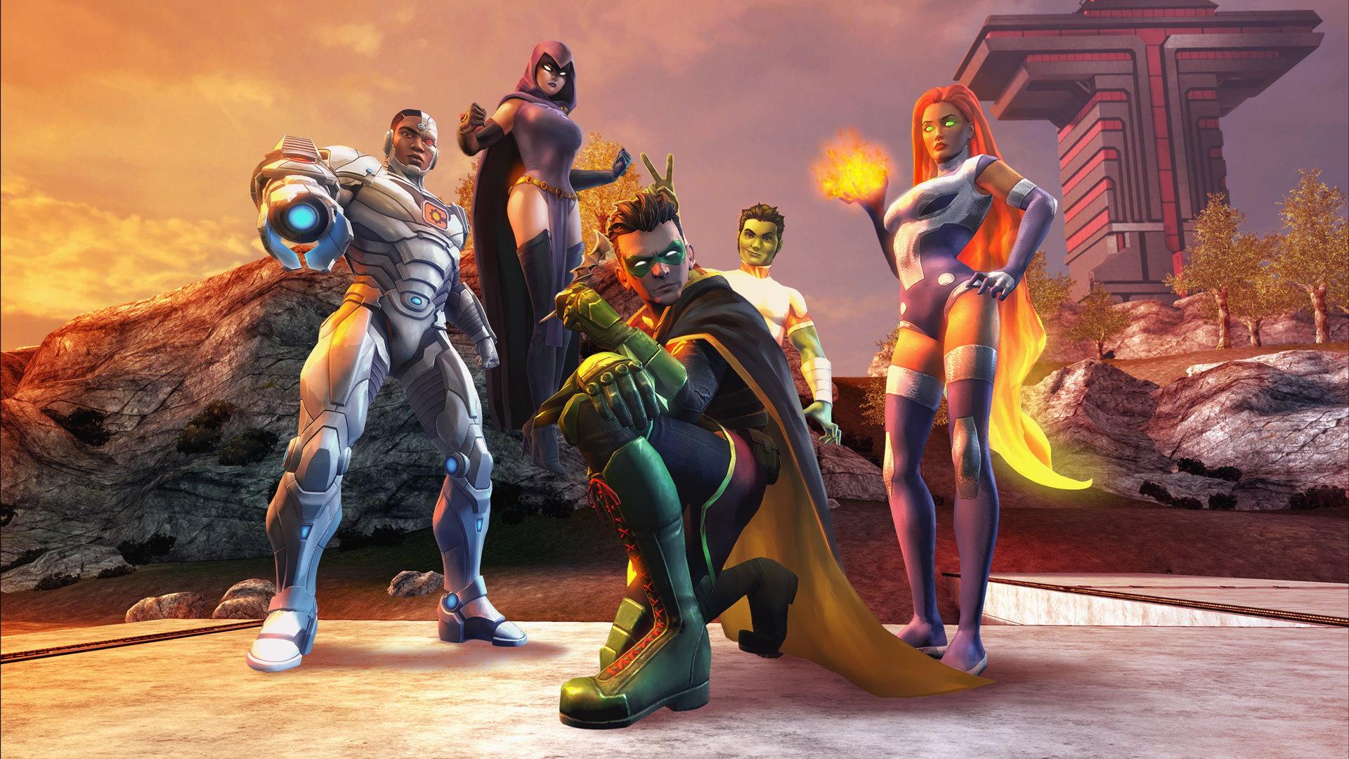 Все дополнения для DC Universe Online сделают бесплатными