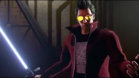 Для трейлера No More Heroes3 использовали ворованные спецэффекты