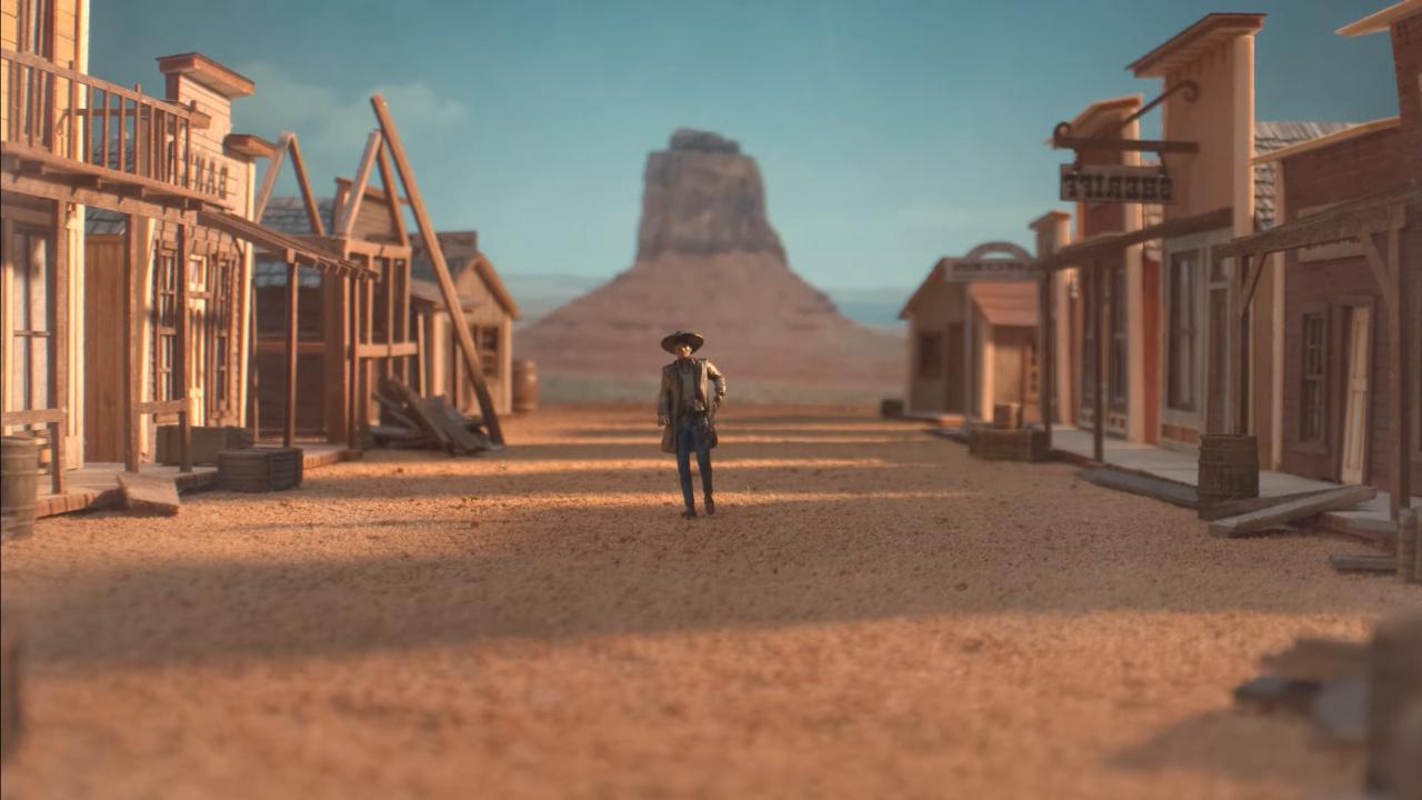 Новый трейлер Desperados III сняли с помощью миниатюр