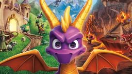 Sony опубликовала12 минут геймплея ремейка второй Spyro