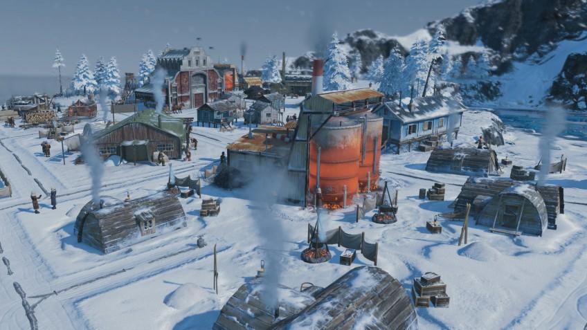 Дополнение «Во льдах» для Anno 1800 выйдет уже 10 декабря