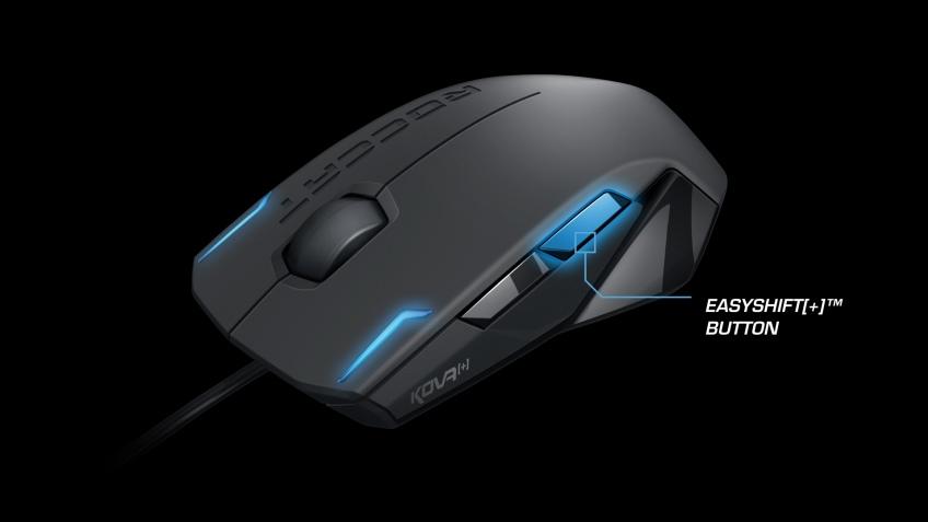 Roccat представила новую игровую мышку