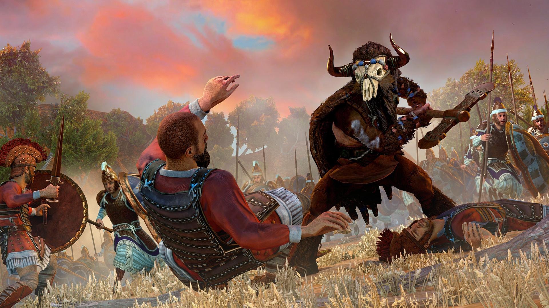 Бесплатную Total War Saga: Troy забрали7,5 миллиона игроков