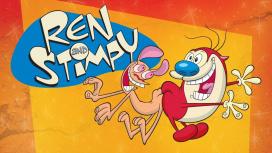 Comedy Central возвращает «Шоу Рена и Стимпи»