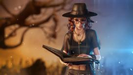 Авторы Dead by Daylight показали новую выжившую из главы The Hour of the Witch