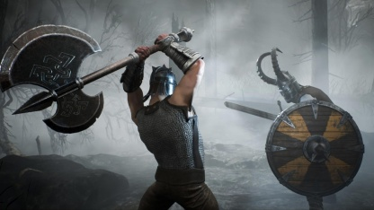 Битвы с великанами и путешествия на плотах:6 минут геймплея Rune2
