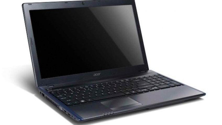 Acer представила ноутбук с поддержкой WiDi