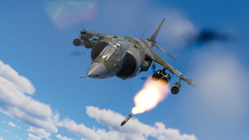 War Thunder масштабно обновили и выпустили на PS5 и Xbox Series