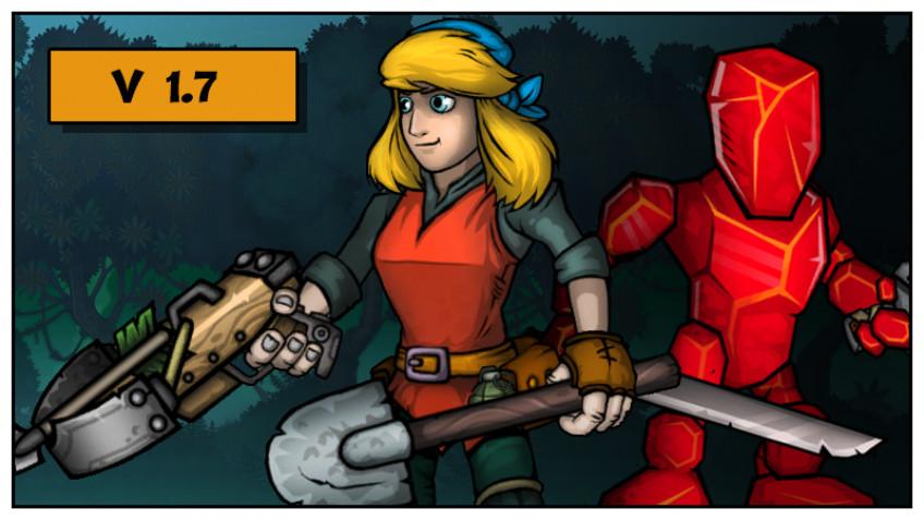 В Fury Unleashed появились герои Superhot и Crypt of the NecroDancer