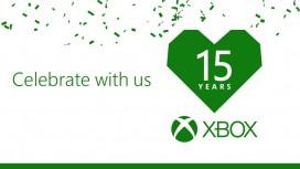 Xbox исполнилось15 лет