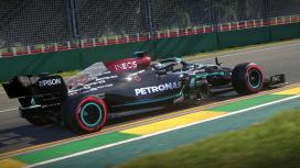F1 2021 удерживает лидерство в чарте розницы Великобритании