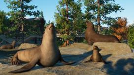 Песец, бобёр и аллигатор: к Planet Zoo выходит набор «Северная Америка»