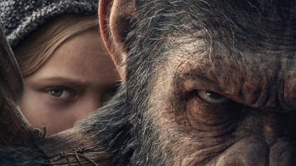 Новый трейлер «Планета обезьян: Война» знакомит с Новой