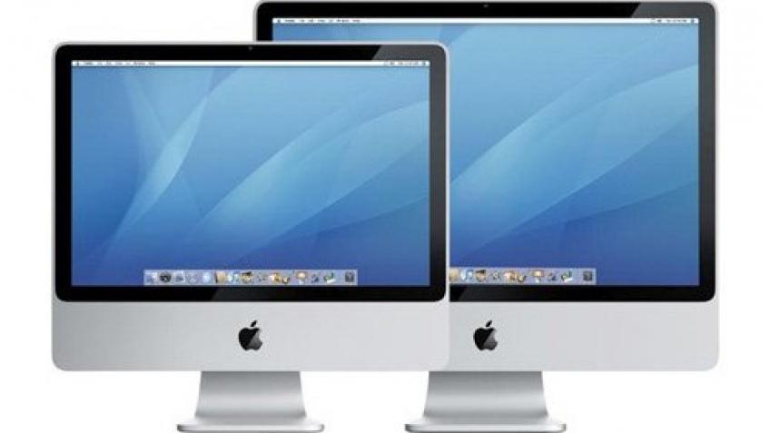 Обновленные iMac на следующей неделе
