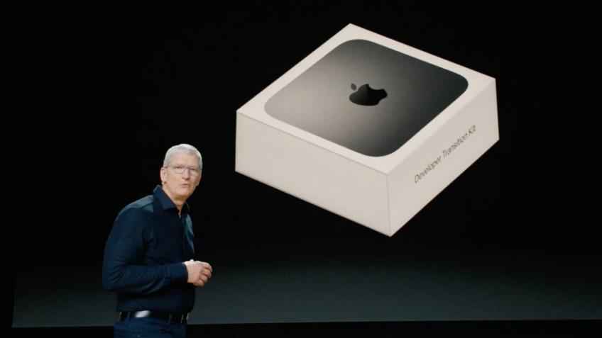 Первые тесты компьютеров Apple на фирменных процессорах