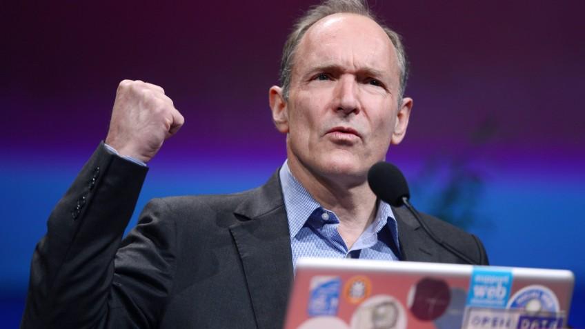 Тим Бернерс-Ли представил «Сетевой контракт» для государств, компаний и пользователей