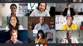 В Skype появится поддержка видеозвонков до9 участников
