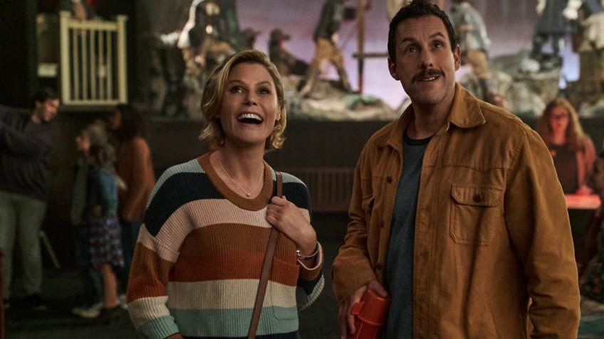 Вышел трейлер новой комедии Адама Сэндлера для Netflix