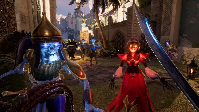 В Epic Games Store началась бесплатная раздача City of Brass