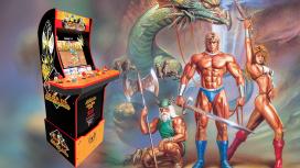 SEGA показала ретроспективу игр серии Golden Axe