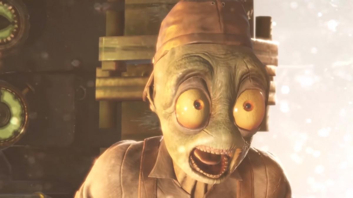 Oddworld: Soulstorm выйдет в начале 2020 года — первые скриншоты и свежий трейлер