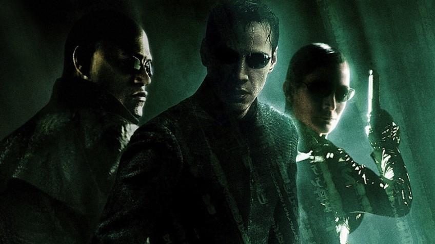 Появились фото со съёмок четвёртой «Матрицы»