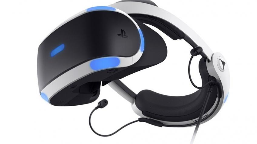 Sony анонсировала обновлённый PS VR