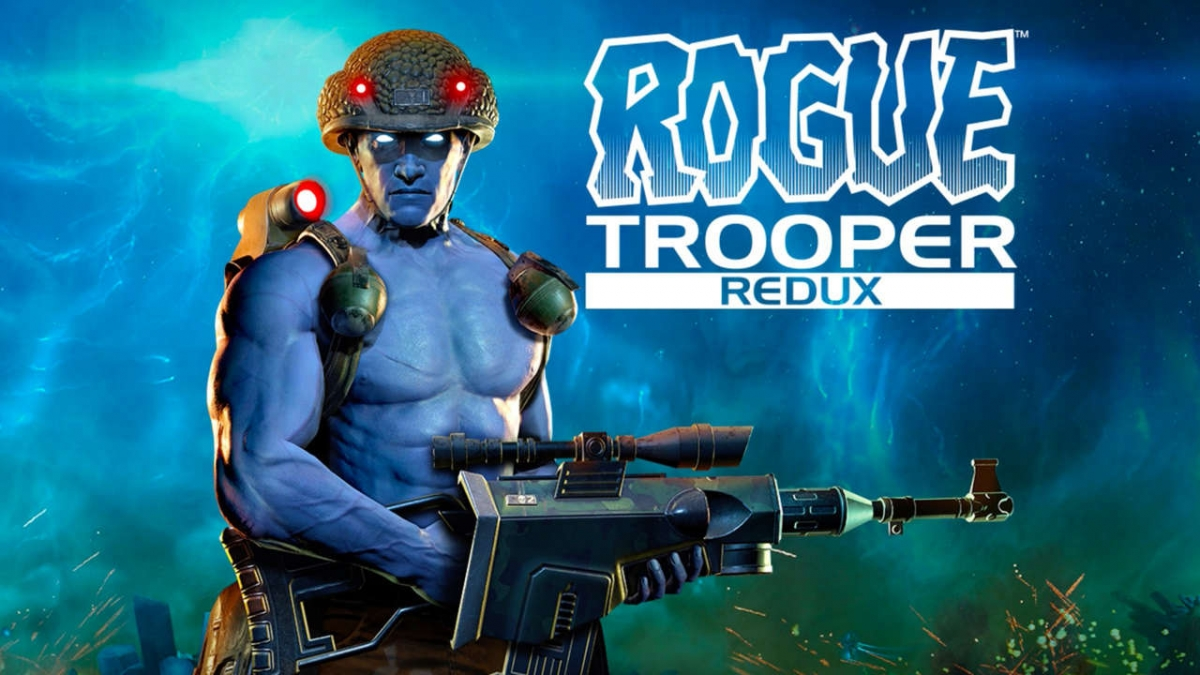 Rebellion объявила дату релиза Rogue Trooper Redux