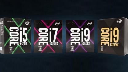 Intel представила процессоры Core i9 Skylake-X