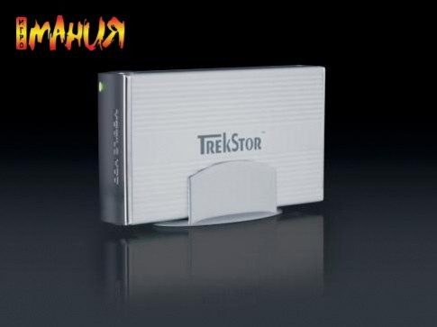 Trekstor DataStation pocket x.u: просто и со вкусом