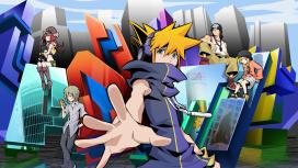 Square Enix выпустила первый трейлер аниме The World Ends with You