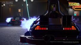 В Planet Coaster появились машинки из «Семейки монстров» и «Назад в будущее»