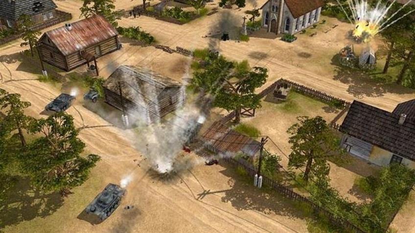 Codename: Panzers приближается