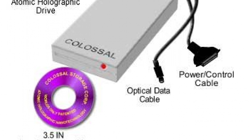 Терабайты от нанотехнологий