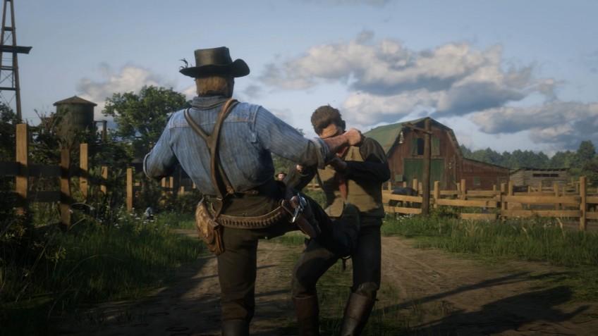 На РС стартовала предзагрузка Red Dead Redemption2 — требуется 109 гигабайт