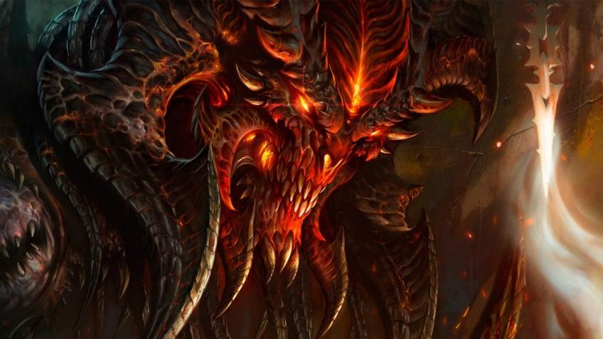 Первая раздача ключей Diablo 3!