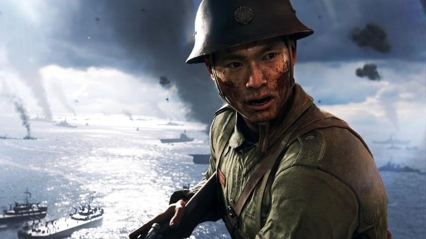 ЕА представит «Войну на Тихом океане» в Battlefield V послезавтра,23 октября
