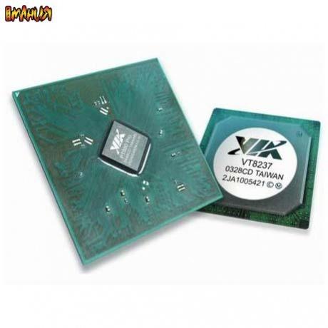 Новые чипсеты от VIA