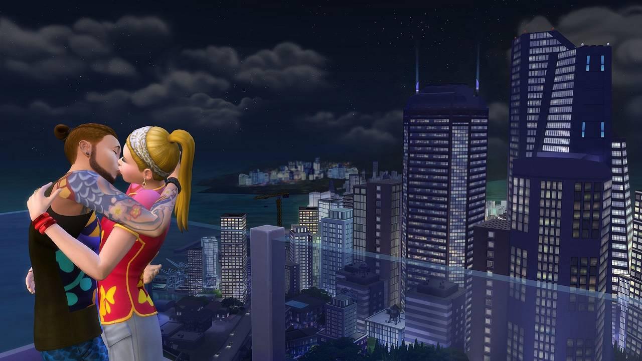 Игроки The Sims4 могут опробовать дополнение «Жизнь в городе» бесплатно