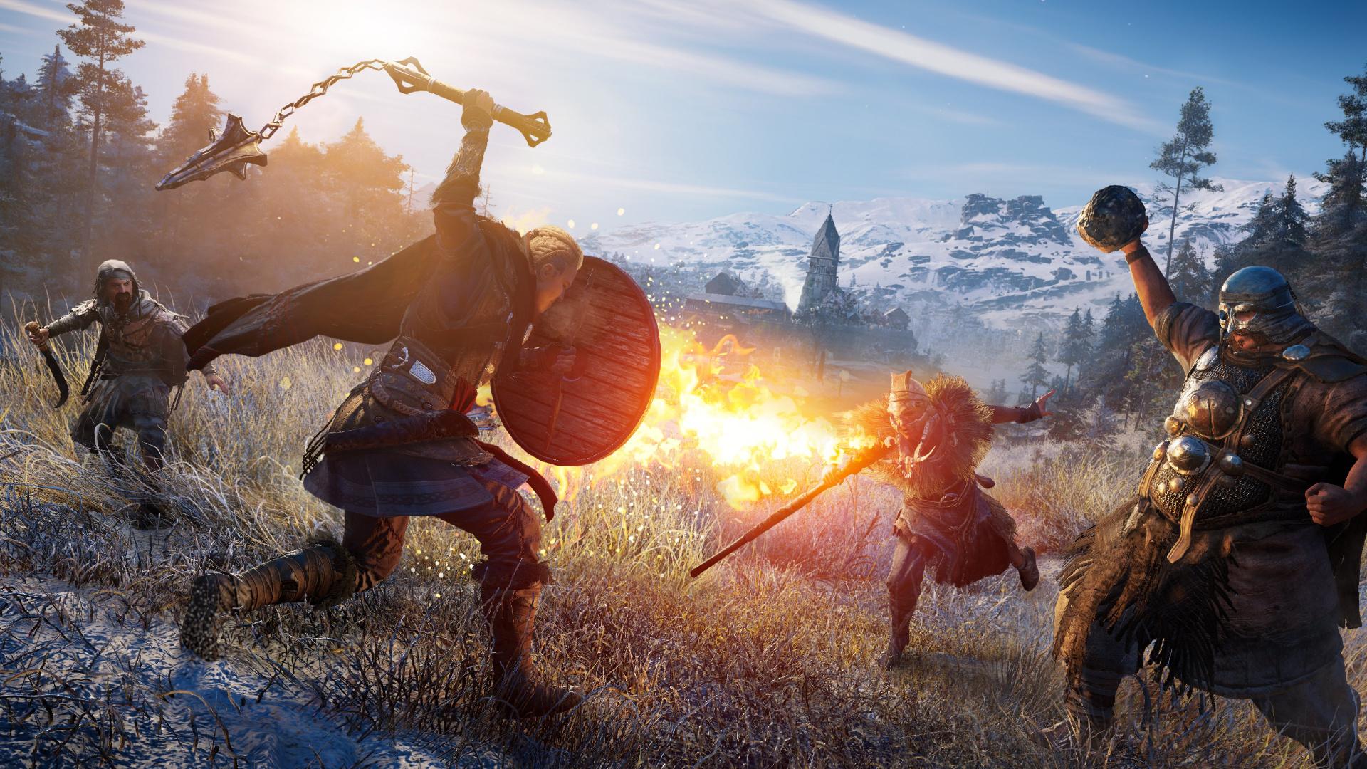 СМИ: Assassin's Creed Valhalla будет работать в 4К при 60 FPS и на PlayStation5