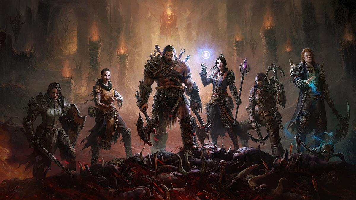 Diablo Immortal: новые подробности, геймплей и битва с боссом