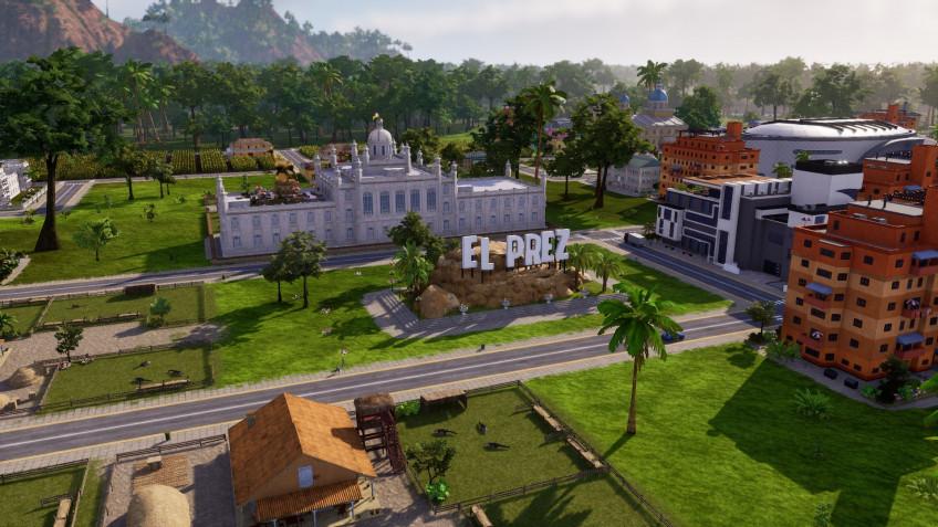 Дополнение Lobbyistico к Tropico6 выпустили на консолях